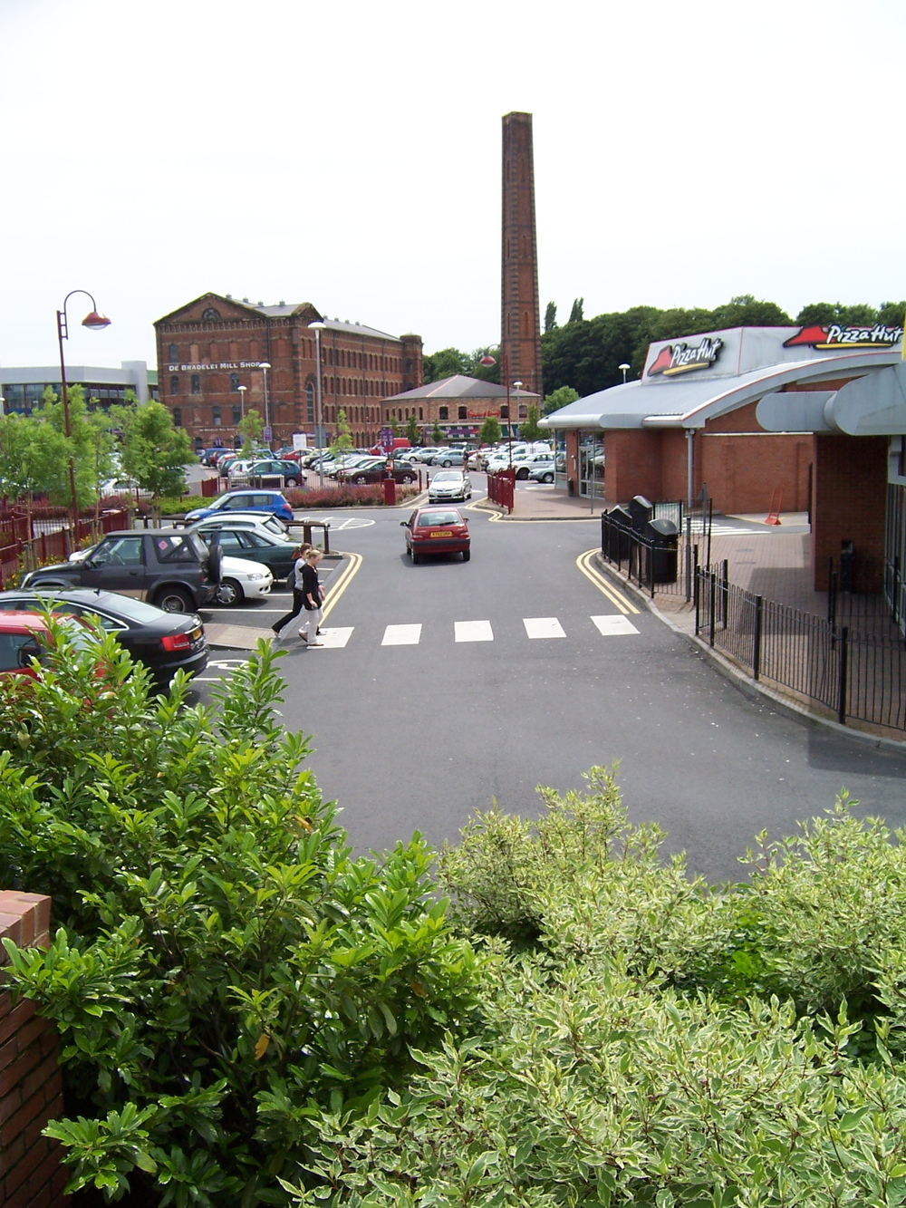 Wyre Forest District Council Kidderminster Central Area
